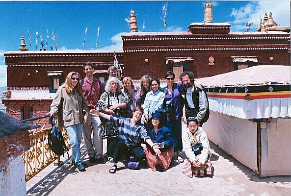 Tibet Tour Leader Jeff Garrett